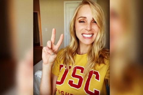 Shauna Davis USC online master's