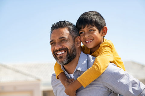 predicting fathering style