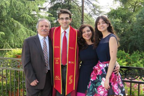Ali Shashimi USC