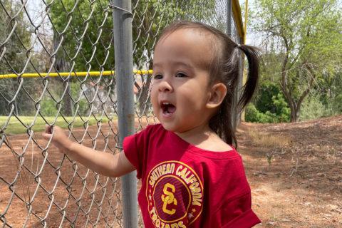 Abby Giron spina bifida in utero fetal surgery