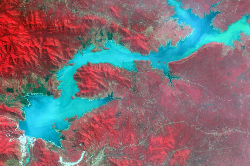 Nile River water dispute Egypt Ethiopia