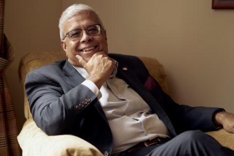 Ishwar Puri, USC vice president of research