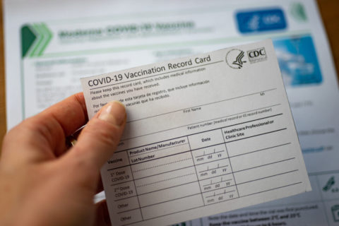 COVID vaccination mandates