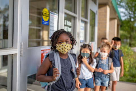 Rossier poll pandemic education concerns
