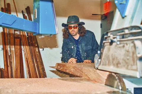 Taylor Donsker furniture designer
