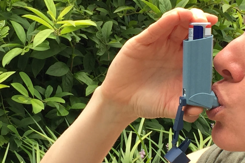 asthma control covid 19
