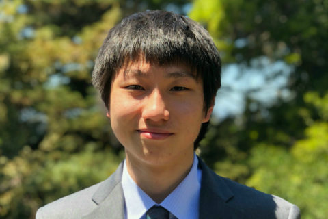 USC sustainability fellowship: Baron Zhu