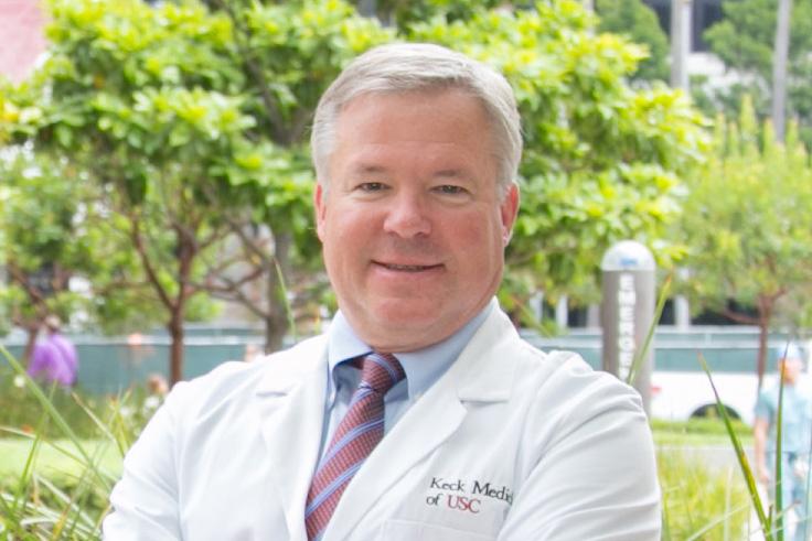 Mark Cunningham USC heart surgery specialist