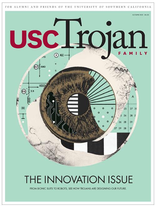 USC Trojan Family Magazine Autumn 2021