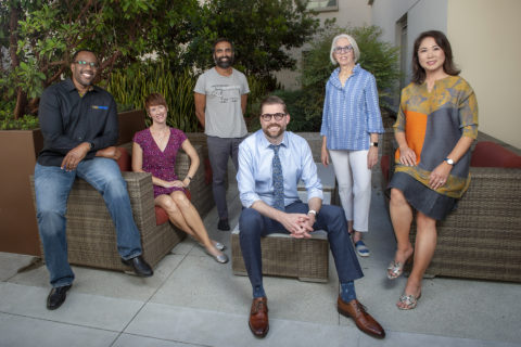 USC Village reopens faculty in residence