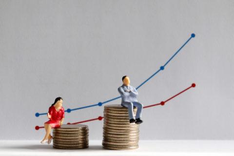 men women salary negotiation USC study